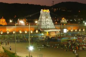 Tirupati Balaji - 2 Nights / 6 Days