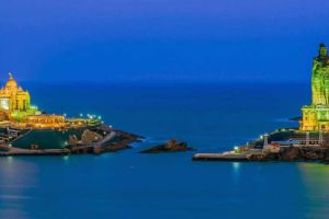 Tirupati - Kanyakumari - 3 Nights / 4 Days